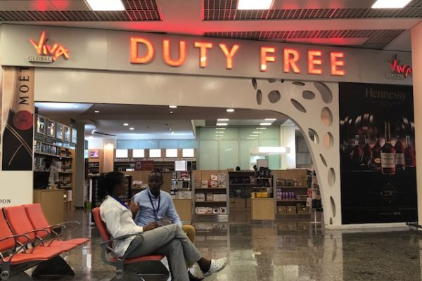 Kigali Airport - RWANDA