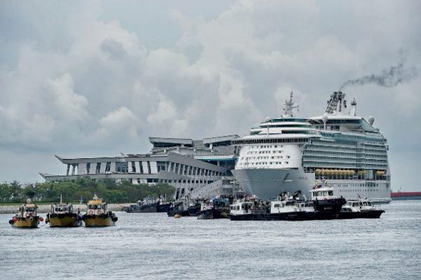 zanzibar seaport terminaL - TANZANIA
